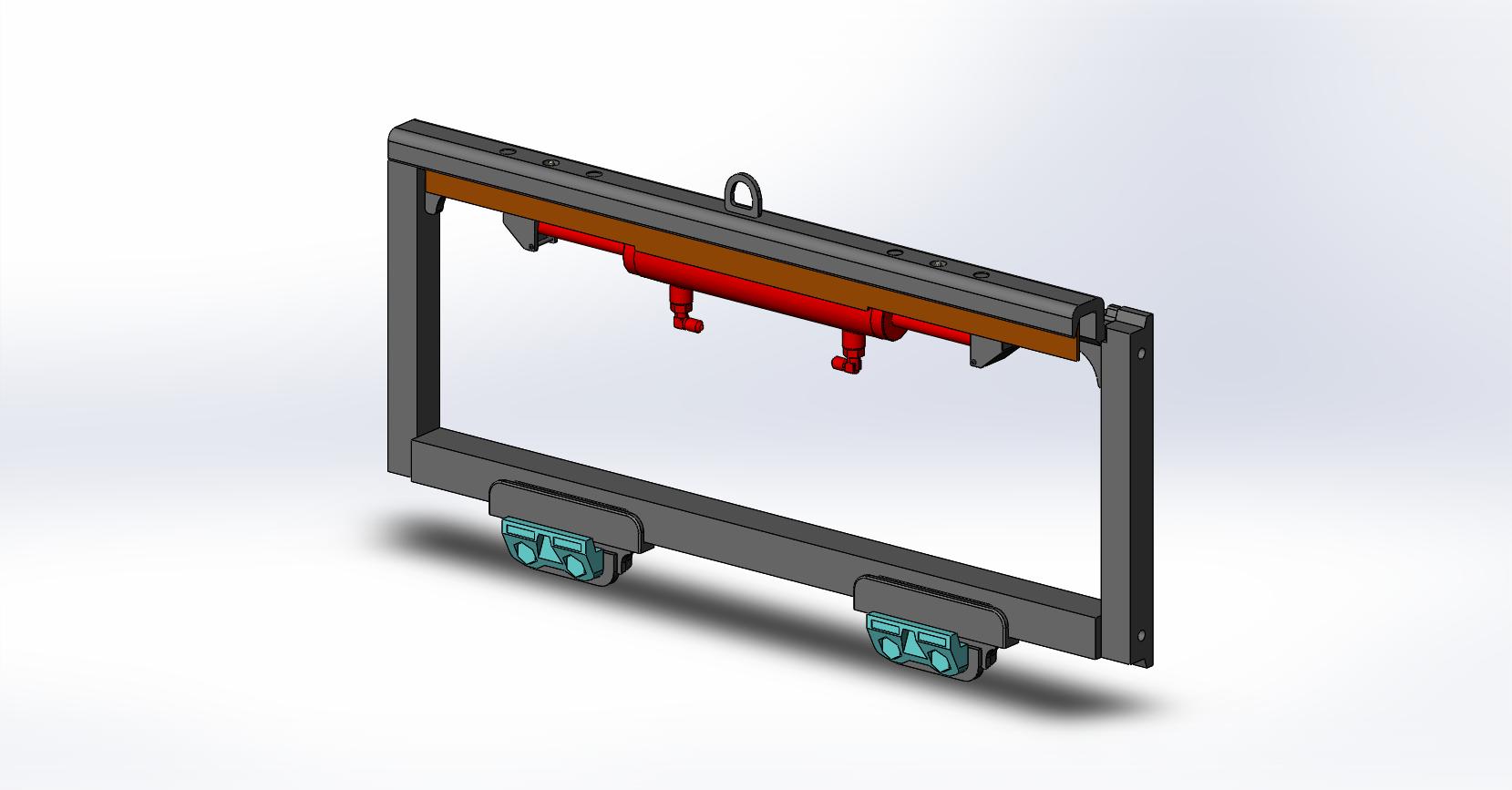 Axon Forklift: Side shifter-1