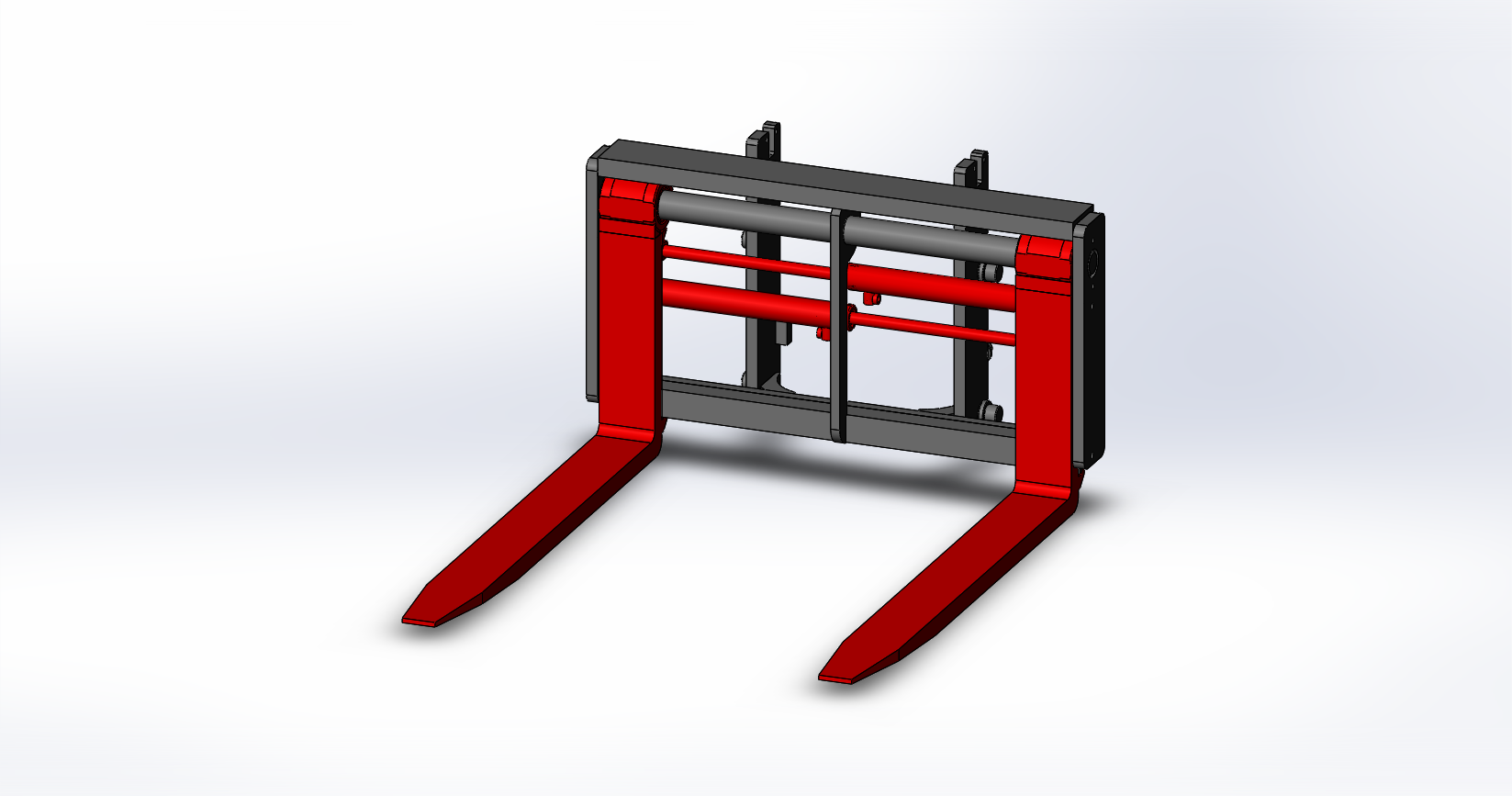 Axon Forklift: Fork Positioners-Medium Duty-2