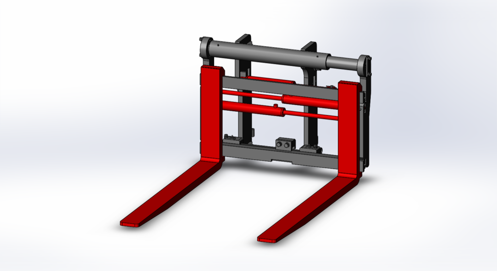 Axon Forklift: Heavy Duty Side shifter & Fork Positioners - Light Duty-2