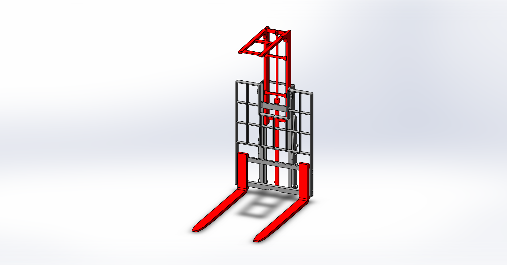 Axon Forklift: Wooden packing Stabilizers-2