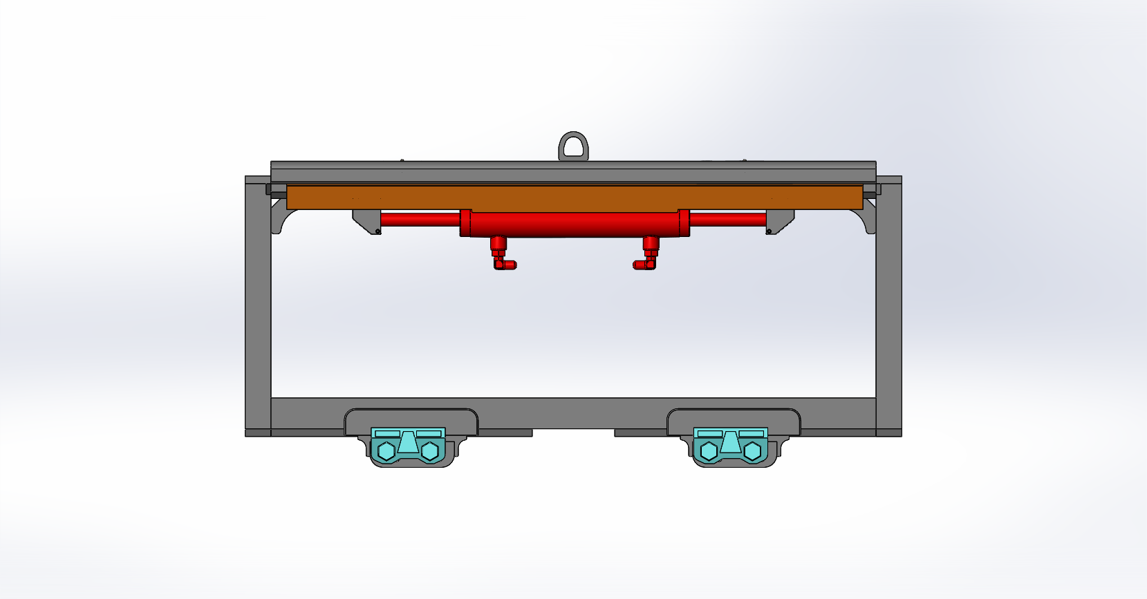 Axon Forklift: Side shifter-3