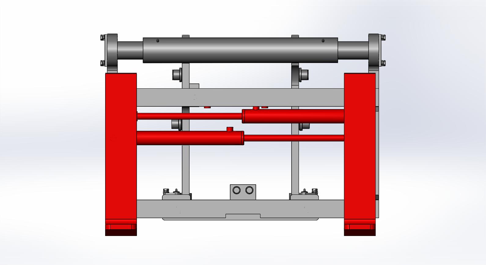 Axon Forklift: Heavy Duty Side shifter & Fork Positioners - Light Duty-4