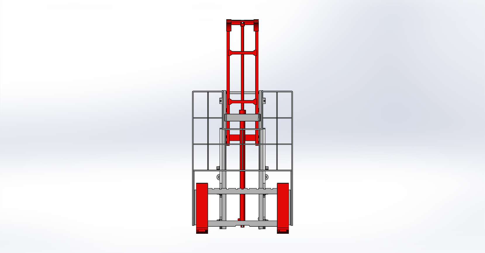 Axon Forklift: Wooden packing Stabilizers-4