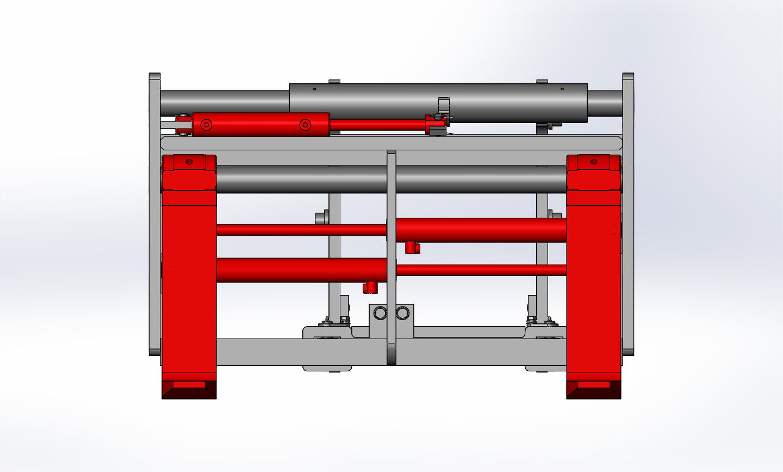 Axon Forklift: Heavy Duty Side shifter & Fork Positioners - Medium Duty4