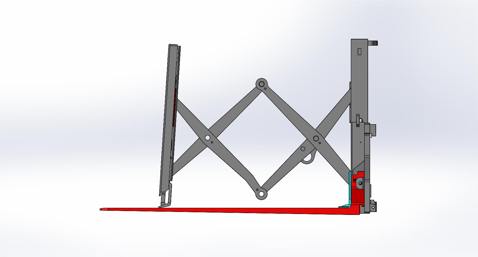 Axon Forklift: Forklift Push Pull-3